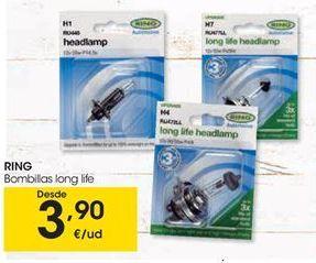 Oferta de RING Bombillas long life por 3.9€