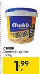 Oferta de CHUBB Reparador de grietas por 1.99€