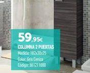 Oferta de Columna de baño por 59.95€
