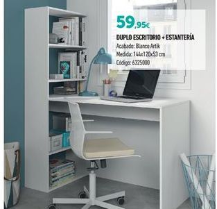 Oferta de Escritorio por 59.95€