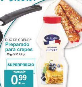 Oferta de Repostería por 0.99€