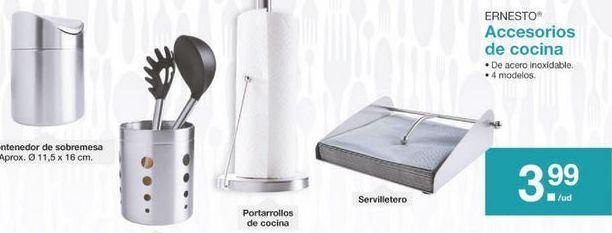 Oferta de Utensilios de cocina ernesto por 3.99€