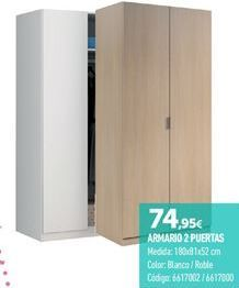 Oferta de Armarios por 74.95€