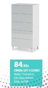 Oferta de Cómodas por 84,95€