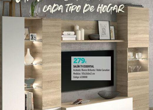 Oferta de Mueble tv por 279€