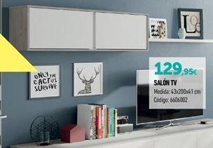 Oferta de Muebles de salón por 129,95€
