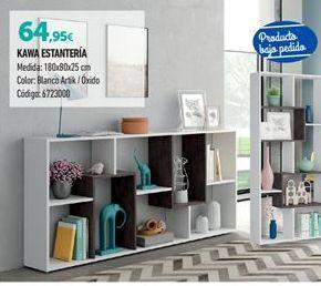 Oferta de Estanterías por 64.95€