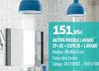 Oferta de Muebles de baño por 151.95€