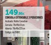 Oferta de Consola de cocina por 149,95€