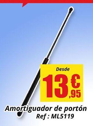 Oferta de Amortiguadores por 13.95€