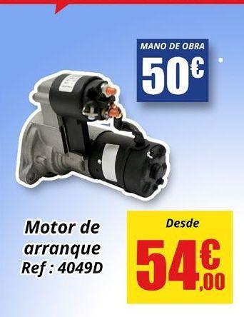 Oferta de Recambios de coche por 54€