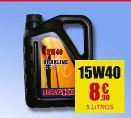 Oferta de Aceite para motor Brako por 8.9€