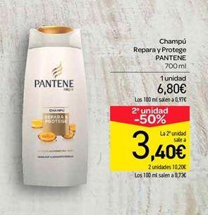 Oferta de Champú repara y protege por 6.8€