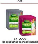 Oferta de En TODOS los productos de incontinencia DEPEND por