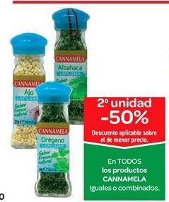 Oferta de En TODOS los productos CANNAMELA por