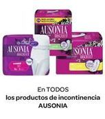 Oferta de En TODOS los productos de incontinencia AUSONIA por