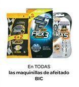 Oferta de En TODAS las maquinillas de afeitado BIC por