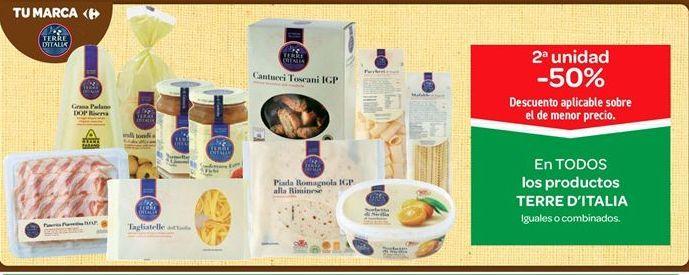Oferta de En TODOS los productos  TERRE D'ITALIA por