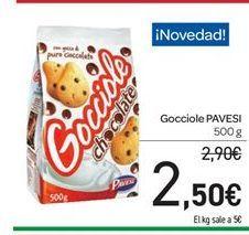 Oferta de Gocciole PAVESI por 2.5€