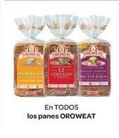Oferta de Pan Oroweat por