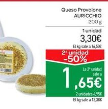 Oferta de Queso provolone Auricchio por 3.3€