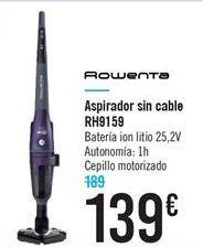Oferta de Aspirador sin cable RH9159 por 139€