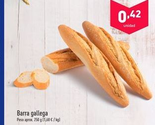 Oferta de Pan aldi por 0.42€