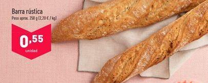 Oferta de Pan aldi por 0.55€