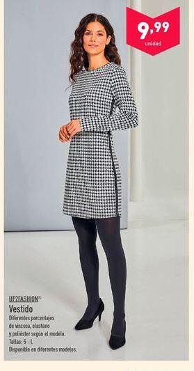 Oferta de Vestidos up fashion por 9.99€