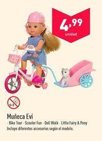 Oferta de Muñecas por 4.99€