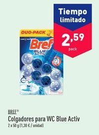 Oferta de Limpiador wc Bref por 2.59€