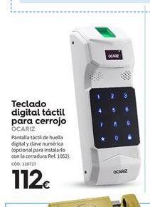Oferta de Teclado Ocariz por 112€