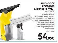 Oferta de Limpiacristales Kärcher por 54.95€