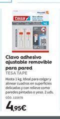 Oferta de Ferretería de fijación tesa por 4.95€
