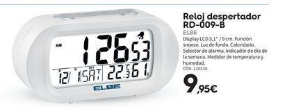 Oferta de Despertador Elbe por 9.95€