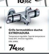 Oferta de Grifo termostático por 74.95€