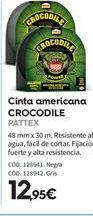Oferta de Cinta americana Pattex por 12.95€