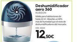 Oferta de Deshumidificador Rubson por 12.5€