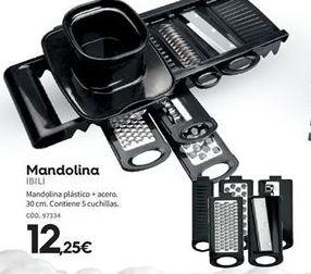 Oferta de Mandolina Ibili por 12.25€