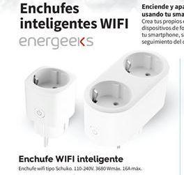 Oferta de Enchufes por 18.15€