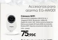 Oferta de Cámara de seguridad energeeks por 75.95€