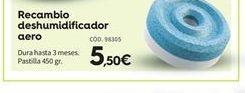 Oferta de RECAMBIO deshumidificador por 5.5€