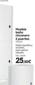 Oferta de Muebles de baño Tatay por 25.5€