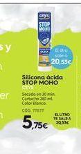 Oferta de Silicona ácida ceys por 5.75€