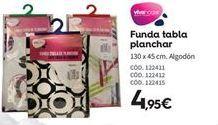 Oferta de Funda para tabla de planchar por 4.95€