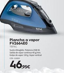 Oferta de Plancha de vapor por 46,95€