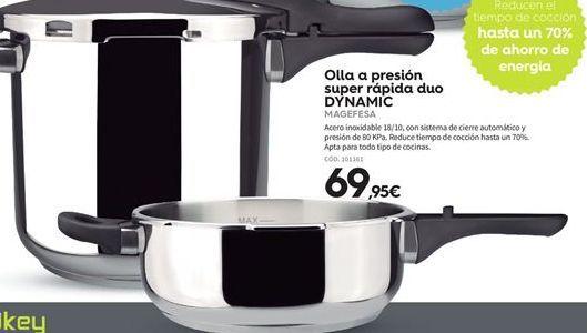 Oferta de Olla a presión Magefesa por 69.95€