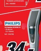 Oferta de Cortapelos Philips por 34€