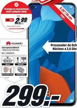Oferta de Smartphones Huawei por 299€