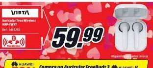 Oferta de Auriculares Vieta por 59.99€